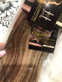 """Tape Human Hair Extensions (100%, 20"""")"""