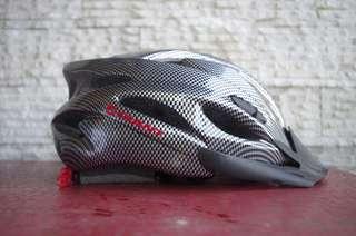 Giant helmet
