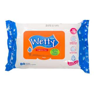 Buy 5 Free 1 Wetty Wipe 80's