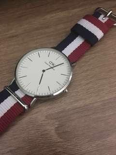Dw 40mm手錶