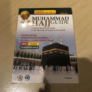 Guide Book for Umrah or Haji