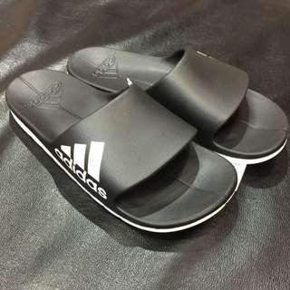 ADIDAS  Aqualette Cloudfoam Slides 運動拖鞋 大尺碼 CM7928