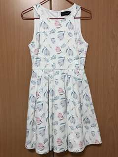 The Closet Lover sweet printed dress