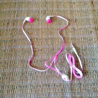 Headset pink