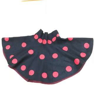 Korean look Polkadot skirt