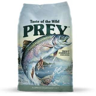 [PROMO 1 FOR 1!] Taste of the Wild Prey Trout Limited Ingredient Dog Food