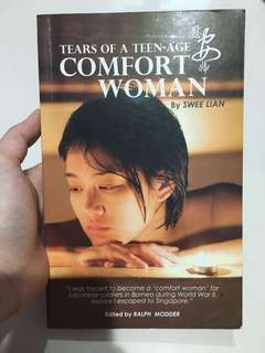Tears of A Teenage Comfort Woman