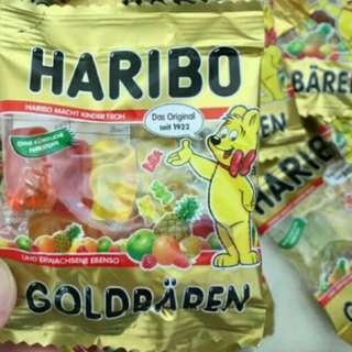 🚚 🐻哈瑞寶 金熊Q軟糖🍬