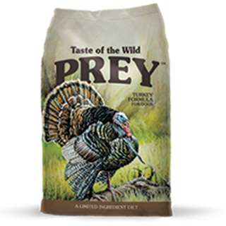 [PROMO 1 FOR 1!] Taste of the Wild Prey Turkey Limited Ingredient Dog Food