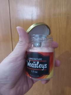 The Weasley Bookish Candle