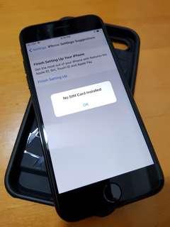 iPhone 7 jet back 128gb