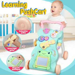 Learning PushCart