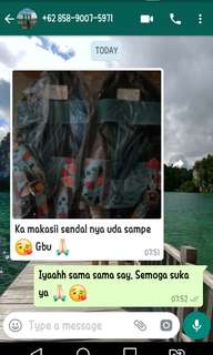 Testimony from my beloved customer
