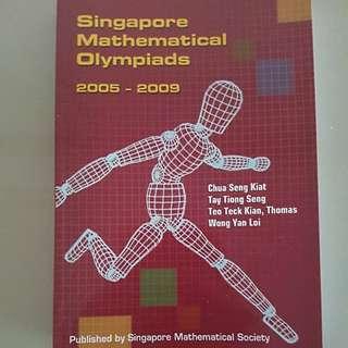 Singapore Mathematical Olympiad SMO Book 2005-2009
