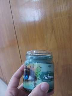 Warner Custom Bookish Candle