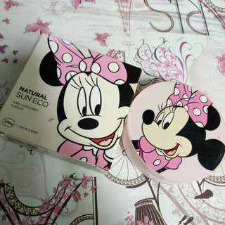 The face shop cushion case disney edition