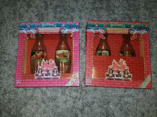 Coca-Cola 1997 Christmas collection