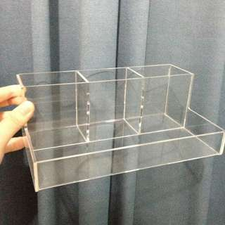 acrylic makeup large brush holder