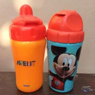 Bundle - Avent and Disney Baby Tumbler
