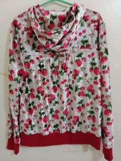 Strawberry Jacket (Pink)