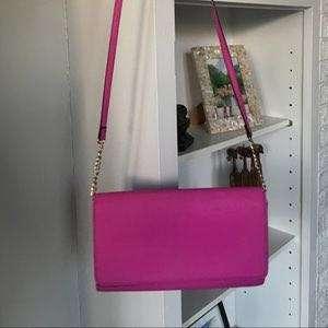 H&M Fuchsia Crossbody Bag