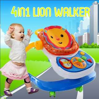4im1 Lion Walker