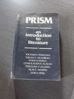 Prism • an intro to literature