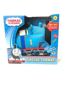 Thomas & Friends - singing Thomas