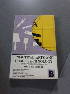 Practical Arts and Home Technology - B