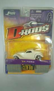 Jada Toys '34 Ford collector's item diecast