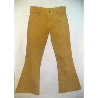 Celana Jeans Panjang Warna Cream