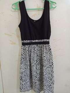 Dress (Animal Print)
