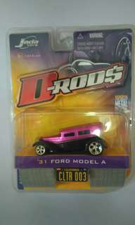 Jada Toys '31 Ford brand-new diecast collector's item