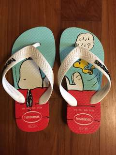 Havaianas Slippers (size 25 - 26)
