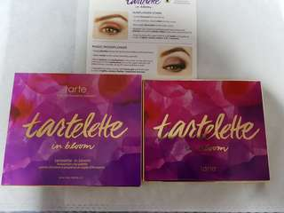 Tarte _Tartelette in bloom eye shadow