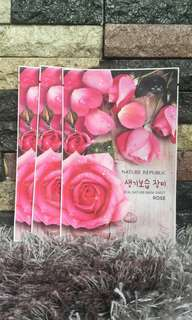 Original Nature Republic Sheet mask Rose