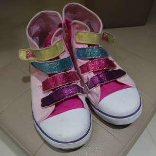 🚚 女童Barbie休閒鞋35 size