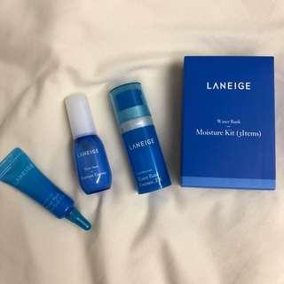 Laneige Water Bank Moisture Trial Kit