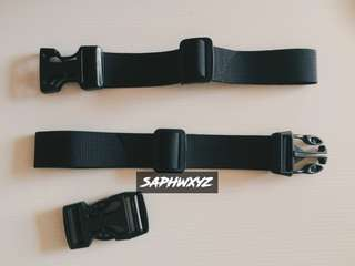 Backpack Strap Buckle