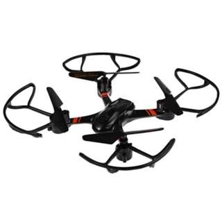 MOULD KING 33043 SUPER - F 2.4GHZ 4CH 6 AXIS GYRO RC QUADCOPTER 3D ROLLOVER (BLACK)