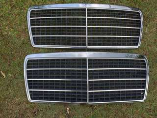 Mercedes Benz W124 NEW Front Grille