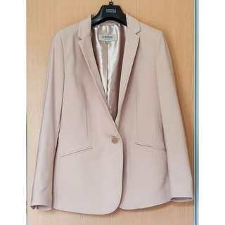M&S Limited Edition Blush Blazer