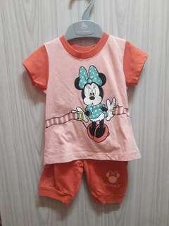 Disney Baby Set (Minnie Mouse)