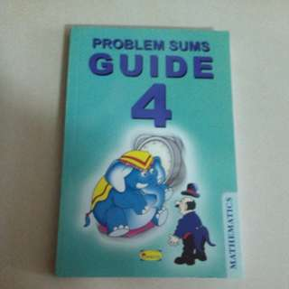 Maths Problem Sum Guide