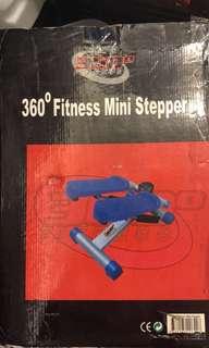Stepper 踏步機 有計步功能 360 fitness