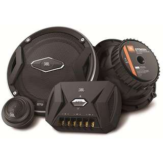 JBL GTO609C Premium 6.5-Inch Component Speaker System - Set of 2 (installation included)