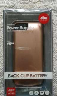充電背機 Battery Supply 5200 mah
