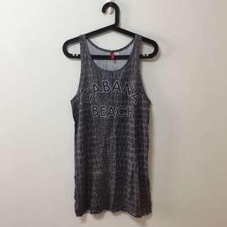 H&M無袖裙子