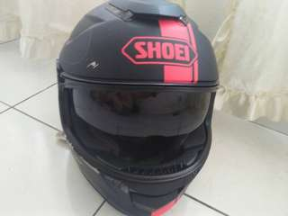 Shoei Shoei Gt air wanderer TC1 helmet