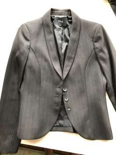 Stage of Playlord suit jacket